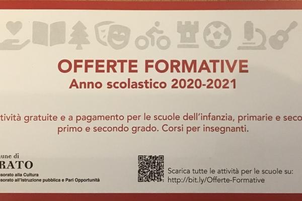 offerte formative comune Prato